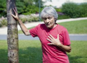 Одышка после инфаркта миокарда фото