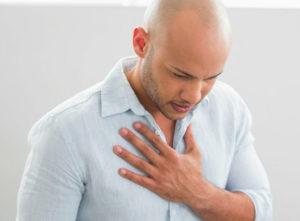 Одышка при хронической сердечной недостаточности фото