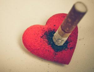 Курение и сердце фото