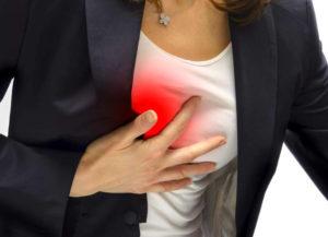 Боль в правой грудине фото