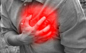 острая боль в сердце ночью фото