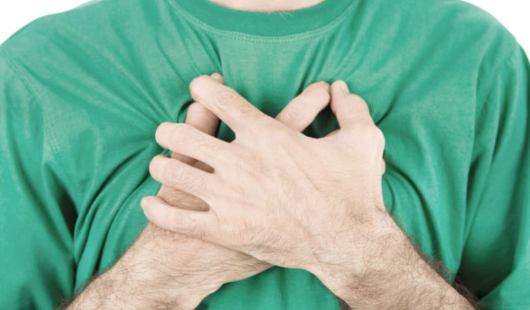 страх и боль в сердце