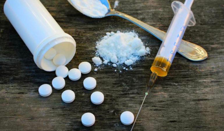 болит сердце после наркотиков