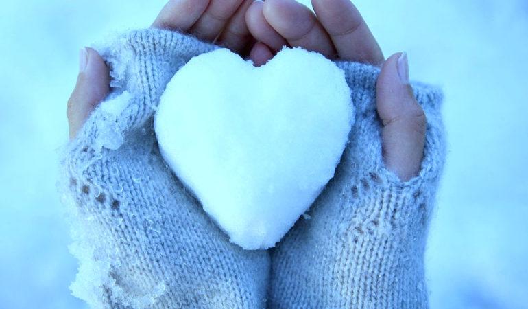 холод в сердце