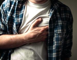 болит сердце от нервов фото