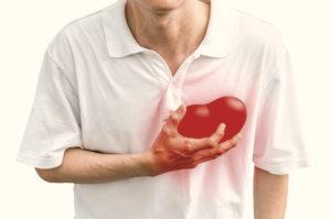 боли в сердце и немеет рука фото